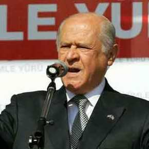 Ο «Γκρίζος Λύκος» Ντ. Μπαχτσελί απειλεί την Ελλάδα: «Ο πάτος της θάλασσας είναι γεμάτος με τους προγόνουςσας!»