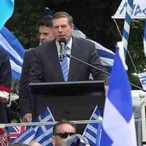 Πιο Έλληνας από κάποιους άλλους – Murray Thompson βουλευτής Αυστραλίας: Η Μακεδονία ήταν, είναι και θα είναιΕλληνική