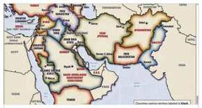"""Ο """"τεμαχισμός"""" της Μέσης Ανατολής, η μυστική διάσκεψη των 5 και η τύχη τηςΤουρκίας"""