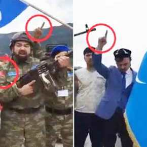 Τουρκομογγόλοι Ουιγούροι τζιχαντιστές από την Κίνα μαζί με τον τουρκικό στρατό στηνΕφρίν