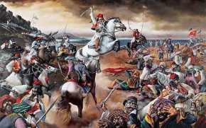 Μεγάλες δυνάμεις και ΕλληνικήΕπανάσταση