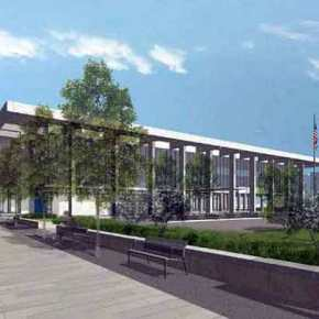 Σε ριζική ανακαίνιση προχωρεί η πρεσβεία των ΗΠΑ στηνΑθήνα