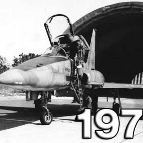 Η ΚΑΤΑΡΡΙΨΗ ΤΩΝ ΤΟΥΡΚΙΚΩΝ ΜΑΧΗΤΙΚΩΝ F-102 AΠO EΛΛΗΝΙΚΑ ΜΑΧΗΤΙΚΑ ΣΤΙΣ 22 ΙΟΥΛΙΟΥ1974.