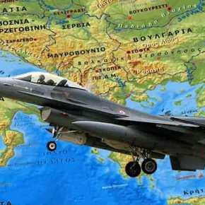 Η Αγκυρα «περικυκλώνει» την Ελλάδα: Τουρκικά μαχητικά θα προσγειώνονται στην «πλάτη»μας