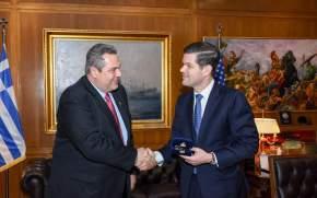 «Λυπάμαι, δεν μπορούμε να κάνουμε τίποτα για του δύο Ελληνες αιχμαλώτους» – ΝΑΤΟ και ΗΠΑ τους εγκατέλειψανήδη