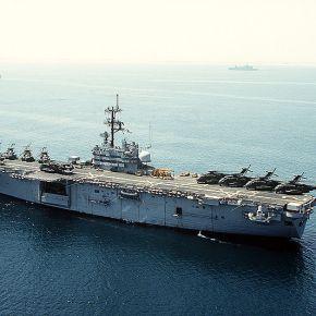 ΗΠΑ: O 6ος στόλος δεν βρίσκεται στην Μεσόγειο για την ΕxxonMobil