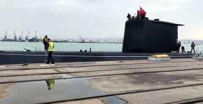 Το Τουρκικό Υ/Β «TCG Preveze» στο Αλβανικό Λιμάνι του Durrës! (φωτό)…Ενώ τα Αλβανικά Πολεμικά οργώνουν το Αιγαίο(video)