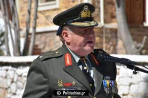 Άστραψε και βρόντηξε ο ταξίαρχος διοικητής της 96 ΑΔΤΕ στη Χίο: «Τολμήστε… – Θα καταστρέψουμε κάθε επίδοξο επιβουλέα των ιερώνχωμάτων»