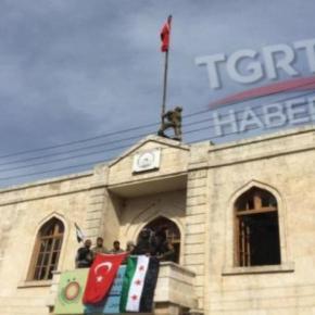 Ερντογάν: «Η σημαία μας κυματίζει στην Αφρίν»–