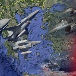 Οι Αμερικανοί προειδοποιούν: Κοντά σε πολεμική σύγκρουση Ελλάδα καιΤουρκία
