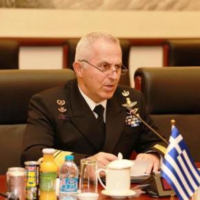 Οι ένοπλες δυνάμεις έχουν «Αρχηγό»: Γιατί οι Τούρκοι επιτελείς «τρέμουν» τον Ναύαρχο ΑποστολάκηΦωτογραφίες.