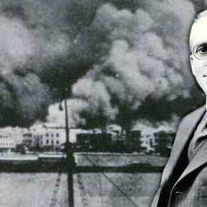 Ο Σίντλερ της Σμύρνης. Ο Αμερικανός που έσωσε τις ζωές 350.000 Ελλήνων στη ΜικρασιατικήΚαταστροφή.
