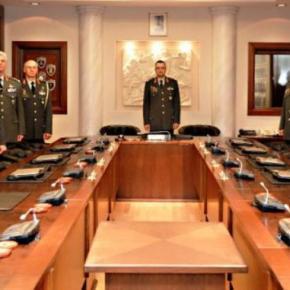 Κρίσεις 2018: Τι αποφάσισε το Ανώτατο ΣτρατιωτικόΣυμβούλιο