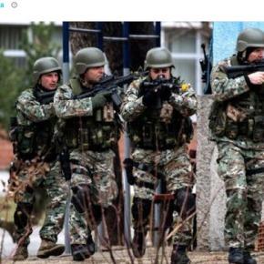 Στρατός Σκοπίων: Δεν λειτουργούν τα τανκς, δεν έχουν φαγητό οι στρατιώτες, δεν υπάρχουν μπαταρίες για τουςασυρμάτους!