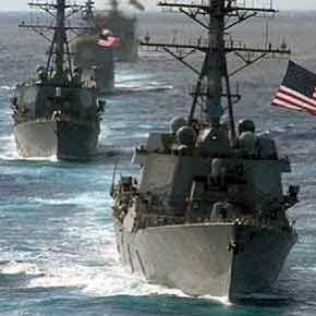 Η ExxonMobil «παρέα» με αμερικανικά πλοία στην κυπριακήΑΟΖ