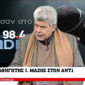 Ι.Μάζης : Η Τουρκία το πάει σεαναμέτρηση