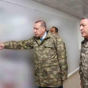 Με εντολή Ερντογάν η σύλληψη των δύο Ελλήνων στρατιωτικών – Κλιμάκιο αμερικανών στον Β.Έβρο