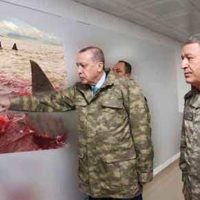 Σήμερα η Ελλάδα «τράβηξε» οριστικά τους «καρχαρίες» του Ρ.Τ.Ερντογάν – Νομοτελειακά το χειρότερο σενάριο είναι μπροστάμας