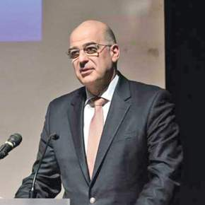 Ν. Δένδιας: «Η Ελλάδα δεν έχει την πολυτέλεια να συντηρεί πολλά μέτωπα στα σύνορατης»