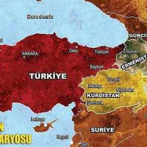 Ιμπραήμ Καραγκιούλ: Οι Δυτικοί κάνουν συσκέψεις με τους χάρτες διαμελισμού τηςΤουρκίας