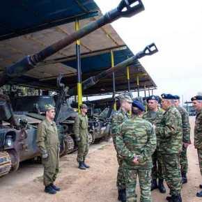 ΕΚΤΑΚΤΟ: Εσπευσμένα στον Έβρο ο διοικητής της 1ηςΣτρατιάς