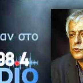 Γ.Καπόπουλος : Εκνευρισμός και απομόνωση τουΕρντογάν