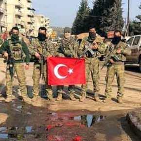 ΕΚΤΑΚΤΟ: Εισέβαλαν στην Αφρίν οι τουρκικές δυνάμεις (φωτό,βίντεο)