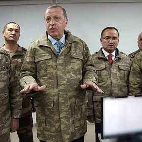 Η Τουρκία έχει πια αντικαταστήσει τη διπλωματία με τη στρατιωτικήδράση