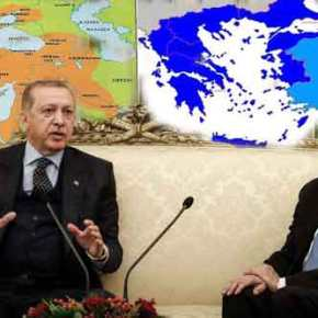 Ερντογάν: Τα σύνορα της καρδιά μας μας είναιμεγαλύτερα
