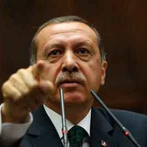 Τουρκία: Νεο παραλήρημα Ερντογάν εναντίον της Ελλάδας και της ΕΕ–