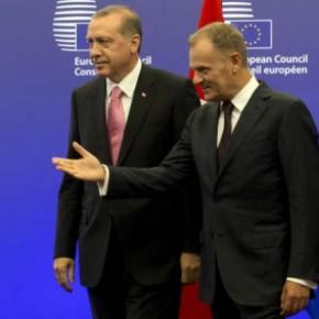 Σε βαρύ κλίμα η σύνοδος Ε.Ε. – Τουρκίας στηΒάρνα