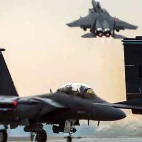 Την ουρά στα σκέλια έβαλαν οι Τούρκοι: Εξαφανίστηκαν από το Αιγαίο υπό τον φόβο να βρεθούν αντιμέτωποι με τα «γεράκια» της ΠΑ, αμερικανικά F-15E και ισραηλινά F-16ISufa