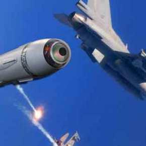 Δύο τουρκικά μαχητικά «καταρρίφθηκαν» χθες στο Καστελόριζο απόIRIS-T!