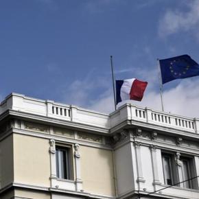 Καθησυχαστική η γαλλική πρεσβεία: Το email αφορά φυσικούς κινδύνους- Δεν έχει στοιχεία συναγερμού ήεπικαιρότητας
