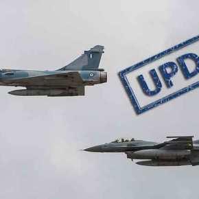 """Τα δύο μέτωπα της ΠΑ! Ο εκσυγχρονισμός των F-16 και η """"ανάσταση"""" των Mirage2000"""