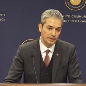Εξοργισμένο το τουρκικό ΥΠΕΞ με την ΕΕ! «Να μην παρεμβαίνει στο ζήτημα των Ελλήνωνστρατιωτικών»