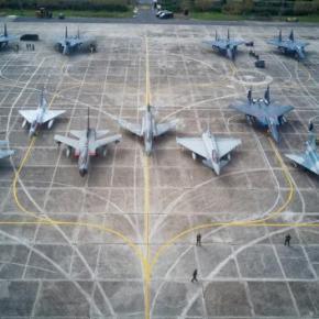 ΗΝΙΟΧΟΣ 2018: Ξεκίνησε η Πολυεθνική Αεροπορική Άσκηση – Εντυπωσιακέςφωτογραφίες