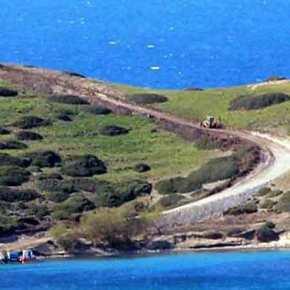 Που το πάνε; Ανοίγουν δρόμο στη νησίδα απέναντι από τα Ίμια οιΤούρκοι