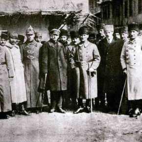 Για να μην ξεχνάμε! 16/3/1921: Υπογράφεται η σοβιετοτουρκική Συνθήκη Φιλίας και Αδελφότητος… και μετά στάλθηκαν τα όπλα και ο χρυσός στονΚεμάλ
