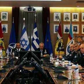 Προβληματισμός στο τουρκικό Γενικό Επιτελείο: Ιδού τι συμφωνήσαν Ελλάδα καιΙσραήλ