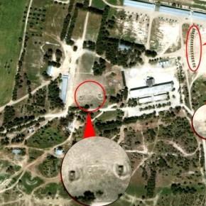 Οι Τούρκοι ενισχύουν και τα Κατοχικά Στρατεύματα στη Κύπρο – Δορυφορική φωτογραφία από το στρατόπεδο του κατεχόμενου ΑγίουΒασιλείου