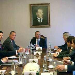 Πρωτοφανής κλιμάκωση: Ακυρώθηκε αμερικανο-τουρκικό συμβούλιο