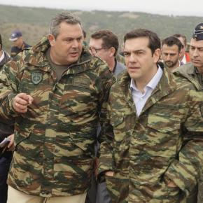Πολύ άσχημα τα πράγματα με την Τουρκία – Εσπευσμένα ο Α.Τσίπρας προχωράει στην ίδρυση Συμβουλίου ΕθνικήςΑσφαλείας