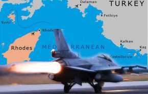 Κολοσσιαία αεροπορική επιχείρηση αύριο μεταξύ Ρόδου και Καστελόριζου με σενάριο προσβολής του τουρκικούΣτόλου