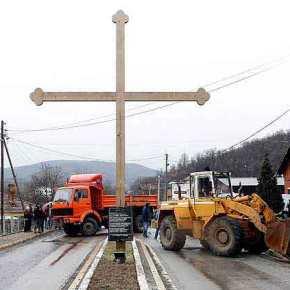 Πάμε για διαμελισμό του Κοσόβου: Εμπόλεμη ζώνη η ΒόρειαΜιτρόβιτσα