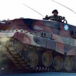 Πόσο έτοιμος είναι ο Ελληνικός Στρατός για μια ελληνοτουρκική ένοπλη σύρραξη;(upd)