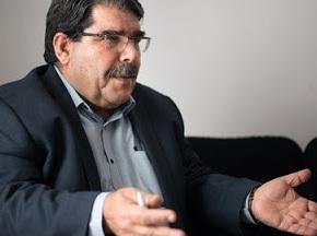 Σαλίχ Μουσλίμ: 'Έπεσε η Αφρίν, αλλά δεν χάθηκε οπόλεμος'
