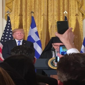 Ο Τραμπ τιμά την 25η Μαρτίου με δεξίωση στον ΛευκόΟίκο