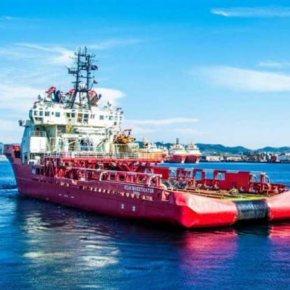 Στη Λεμεσό το ερευνητικό σκάφος της ExxonMobil Κατέπλευσε το πρωί τηςΤετάρτης
