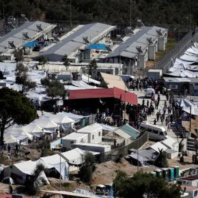 Οι New York Times στη Λέσβο: Το νησί τηςαπελπισίας